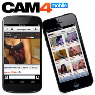 Cam4 Mobile for iPhone, iPad, Android, and More!
