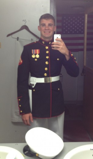 Cam4 Marine Of The Day: Jaggerfool
