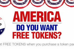 Free Tokens for our American BBs this Weekend Only!