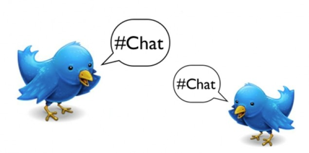 Twitter Chat Fridays On CAM4