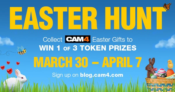 Easter Contest: Register Now for our Gifting Contest!