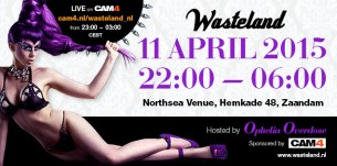 Party With CAM4 At Wasteland