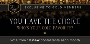 CAM4 Gold Party: Your Challengers for May