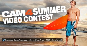 CAM4 Summer Video Contest: June 22nd to 30th!