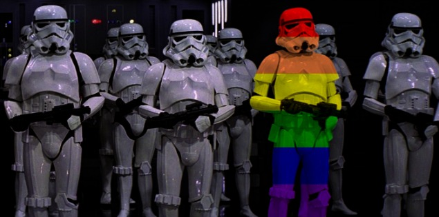 Awaken Your Force: CAM4 Does Star Wars