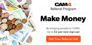 Earn More with the New CAM4 Referral Program