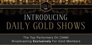 CAM4 Gold Shows: February 2016