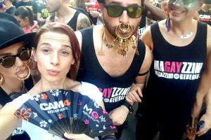 CAM4 Does Pride In Milan