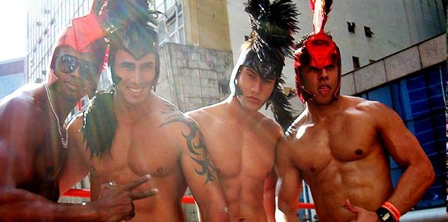 CAM4 Goes To São Paulo Gay Pride