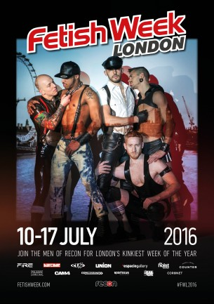 CAM4 Sponsors Fetish Week London 2016!