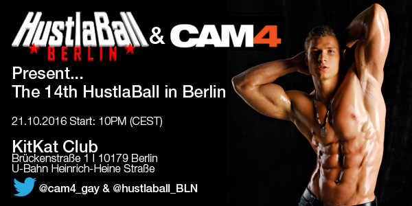 Attend the 14th HustlaBall in Berlin's famous KitKat Club