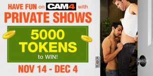 Sign Up: CAM4 Private Shows (CONTEST)