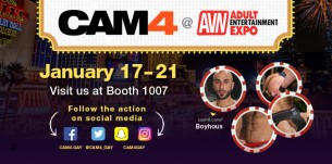 Meet Boyhous At The Adult Entertainment Expo