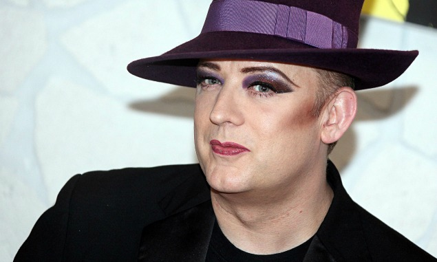 Boy George In Trouble Over Tweets
