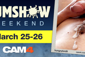 It's CUMSHOW Weekend