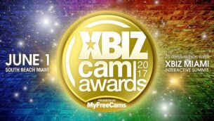 Wes Myers To Present Award At XBIZ Cam Awards In Miami