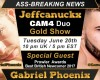 A SHOW NOT TO BE MISSED: JEFFCANUCKX & GABRIEL PHOENIX