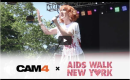 CAM4 At The NYC AIDS Walk 2017 Featuring Kathy Griffin