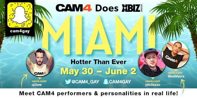 XBIZ Webcam Awards – Miami