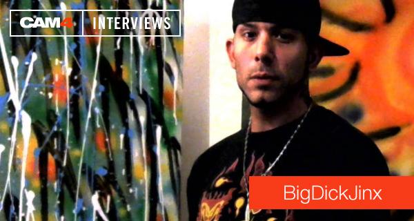 CAM4 Performer Interview with: BigDickJinx