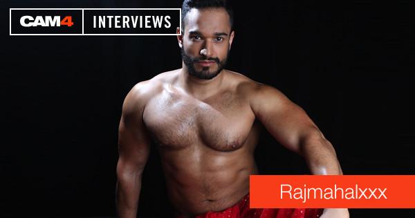 CAM4 Performer Interview With: RajMahalXXX
