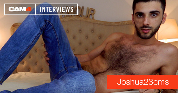 CAM4 Performer Interview With: Joshua23cms