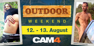 HEAD OUTDOORS THIS WEEKEND! ~AUG.12 – 13TH~
