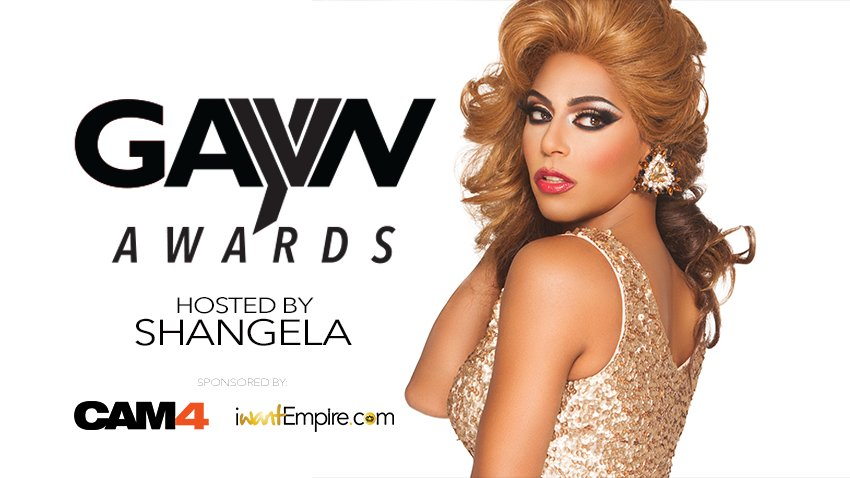 CAM4 Sponsors the 2018 GayVN Awards Show, Ft. Shangela!