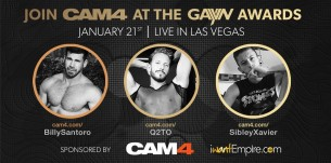 Join CAM4 at the GayVN Awards!