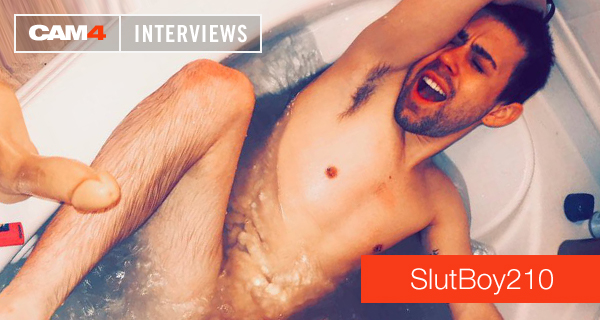 CAM4 Performer Interview: SlutBoy210