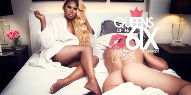 CAM4 Interviews Toronto's Viral Drag Queen – Sofonda Cox