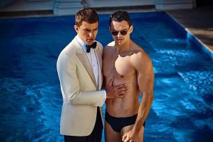 Gay Fashion Campaign Receives Backlash