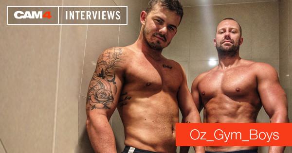 CAM4 Performer Interview: Oz_Gym_Boys