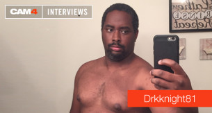 CAM4 Performer Interview: DrkKnight81