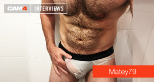 CAM4 Talks to Aussie Performer, Matey79