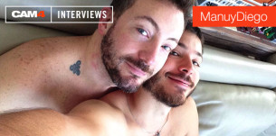 Meet CAM4 Hotties, ManuYDiego!