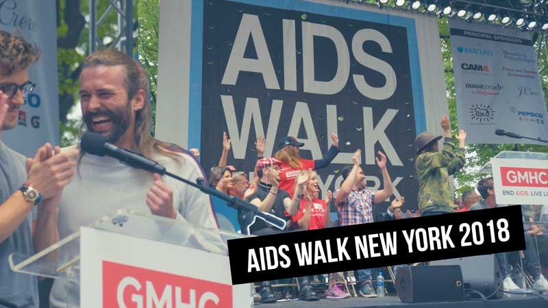 Our Recap of AIDS Walk NY!