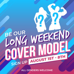 Preview Our Next Cover Models!
