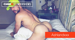CAM4 Performer Interview: AshlandXXX