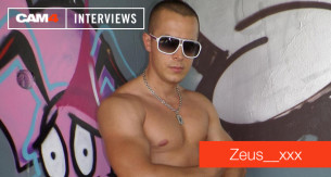 CAM4 Performer Interview: Zeus__xXx