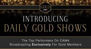 NEW PREMIUM SHOWS – Exclusive To Gold Members