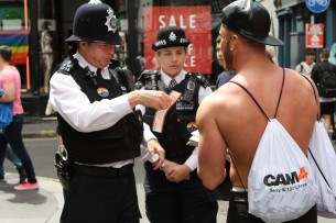 CAM4 @ London Pride 2016