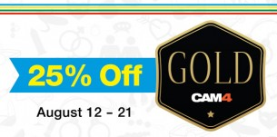 Celebrate the #Olympics with 25% off GOLD!