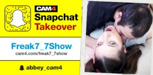 Snapchat Takeover with Freak7_7Show