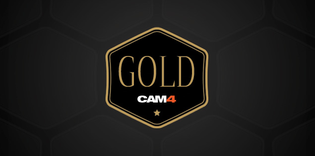 The benefits of being a gold member on CAM4