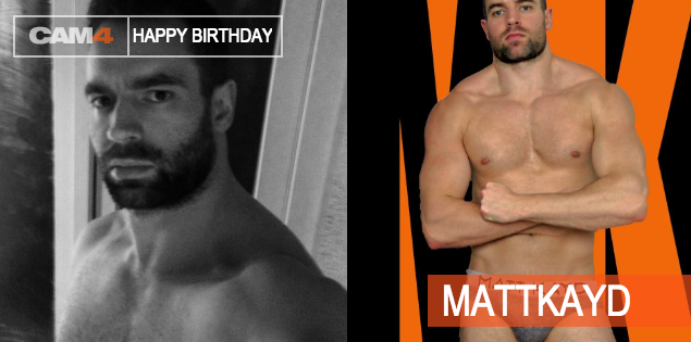 UK Performer MattKayd's Birthday Month