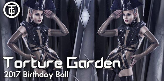 Torture Garden with CAM4!