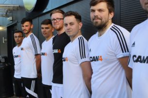 CAM4's Football Team Are Stiff Opposition ;)