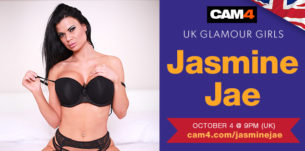 World Famous Porn Star Jasmine Jae on CAM4 TONIGHT!