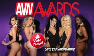Vote for Cam4 at  AVN Awards!